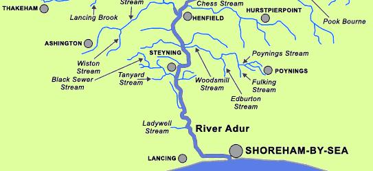 Fulking Stream phosphate alert