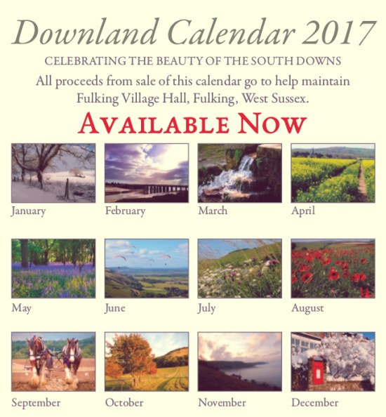 Downland Calendar 2017