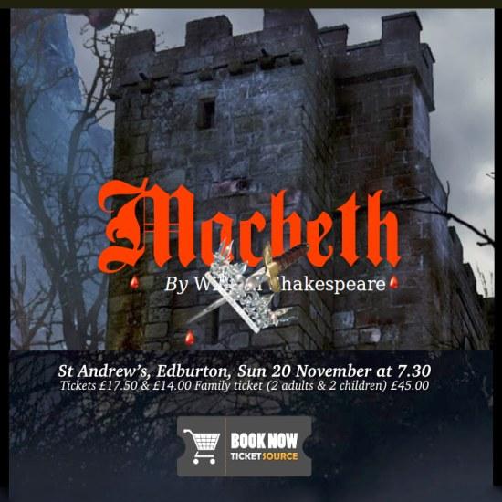 Macbeth at St. Andrew's Edburton
