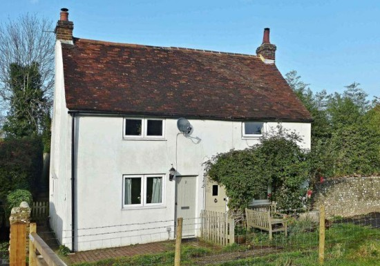 One of the two Southview Cottages in Fulking