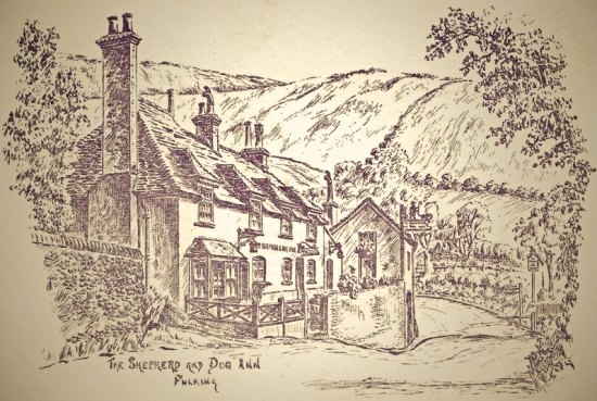 The Shepherd & Dog, Fulking