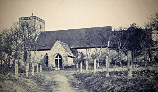 St. Andrew's, Edburton