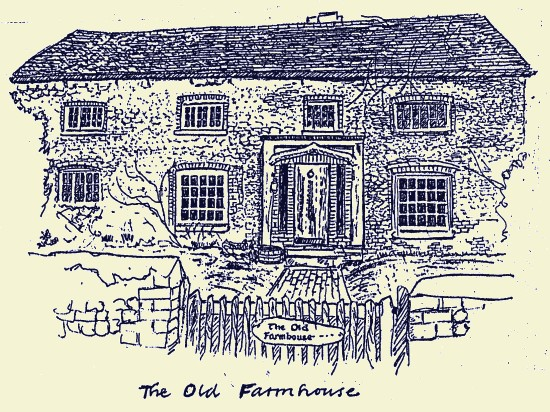 The Old Farmhouse, Fulking, 1987, Stuart Milner