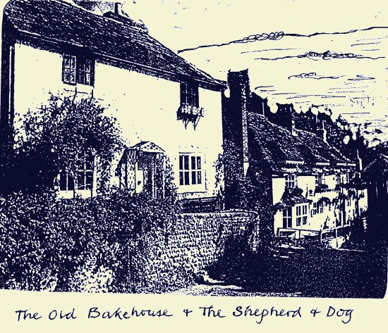 The Old Bakehouse & The Shepherd and Dog, Fulking