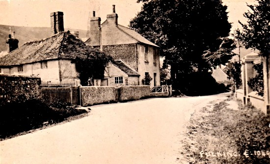 Cottages in Fulking