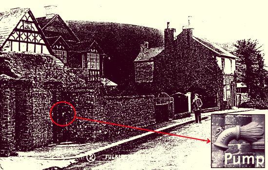 Customary Cottage, Fulking House, Briar Cottage, Fulking