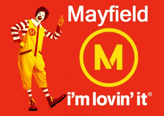 New Mayfield Market Towns logo