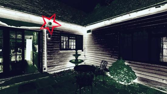 Burglary at Barn Cottage