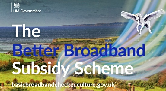 The Better Broadband Subsidy Scheme
