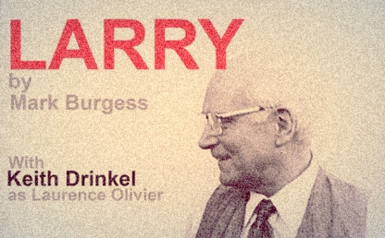 Larry by Mark Burgess starring Keith Drinkel