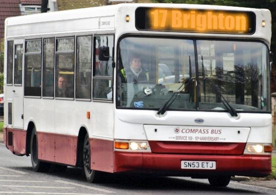 Compass bus 17