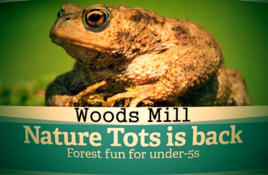 Nature Tots is back