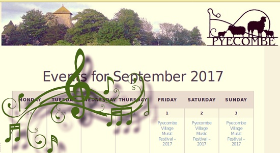 Pyecombe Village Music Festival