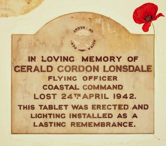 Gerald Gordon Lonsdale