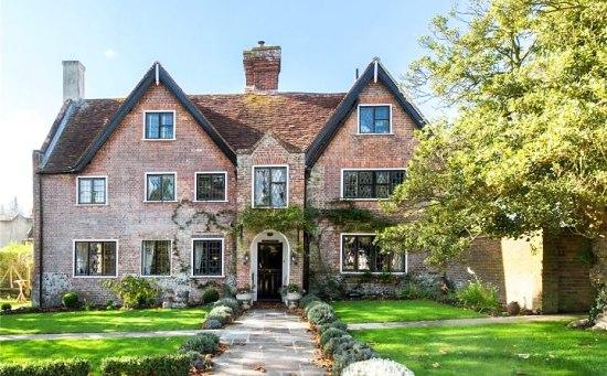 Dyke Farm House
