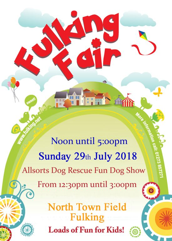 Fulking Fair Poster 2018