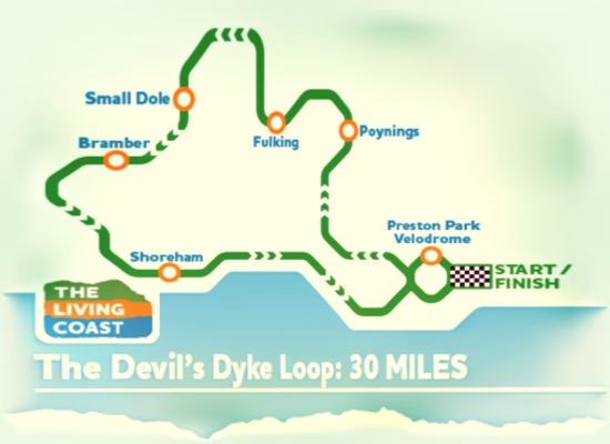 The Devil's Dyke Loop