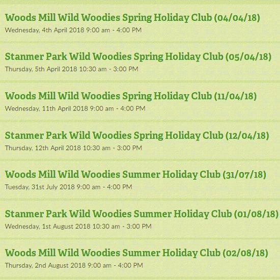 Wild Woodies