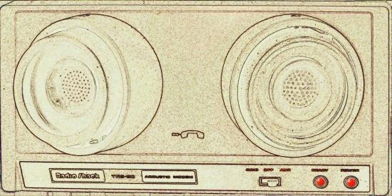 Acoustic Modem TRS_80 1971