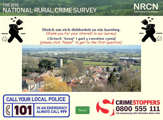 National Rural Crime Survey