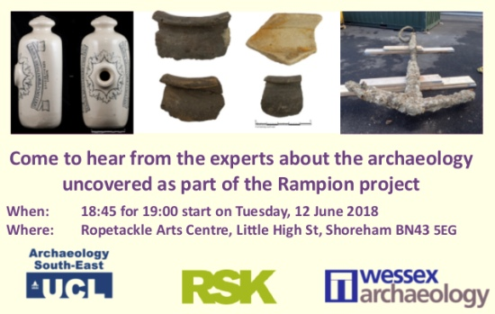 Archaeology of Rampion