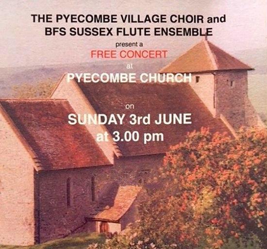 Pyecombe Village Choir