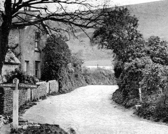 Arcadia in the early 1900s