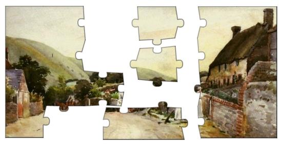 A Fulking jigsaw