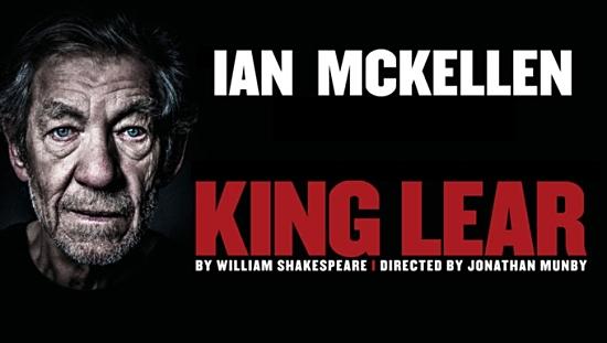 Ian McKellen King Lear