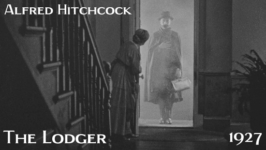 Alfred Hitchcock The Lodger 1927