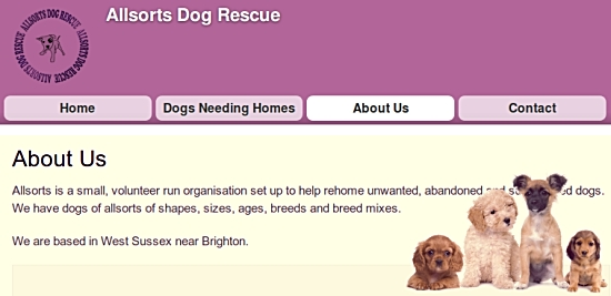 Allsorts Dog Rescue