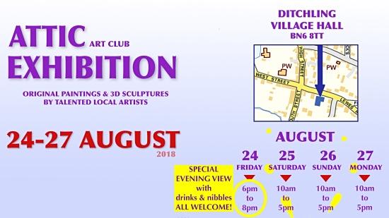 Attic Exhibition