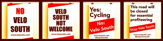 Stop Velo South