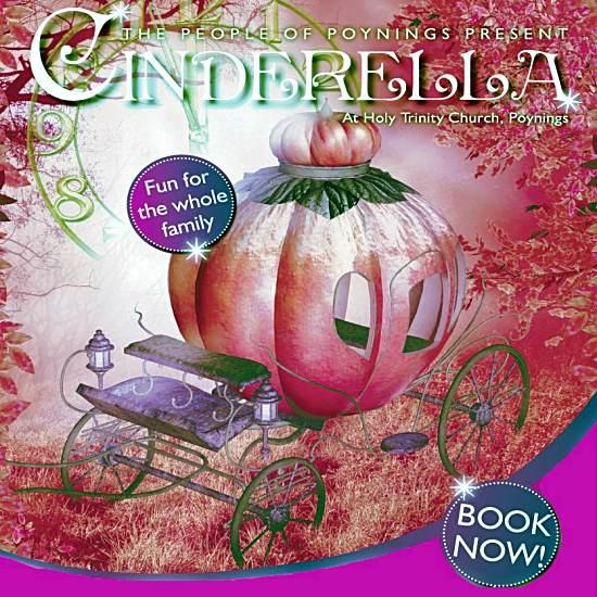 Cinderella Poynings pantomime 2019