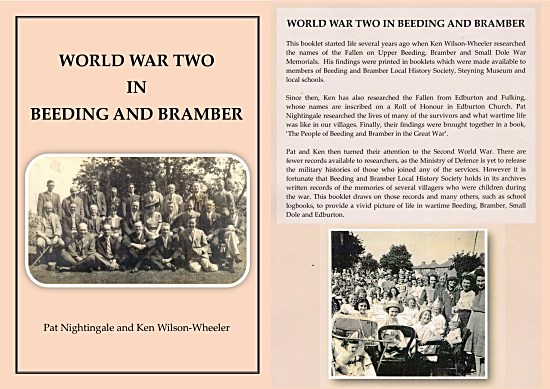 World War Two in Beeding and Bramber