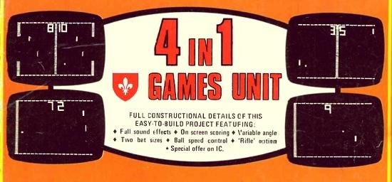 Games unit
