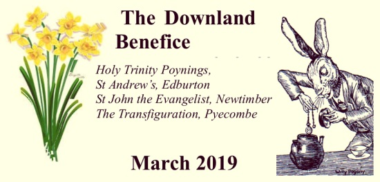 The Downland Benefice March 2019
