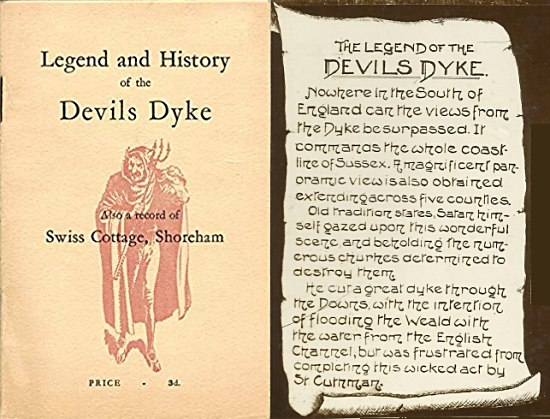 Devil's Dyke Legend