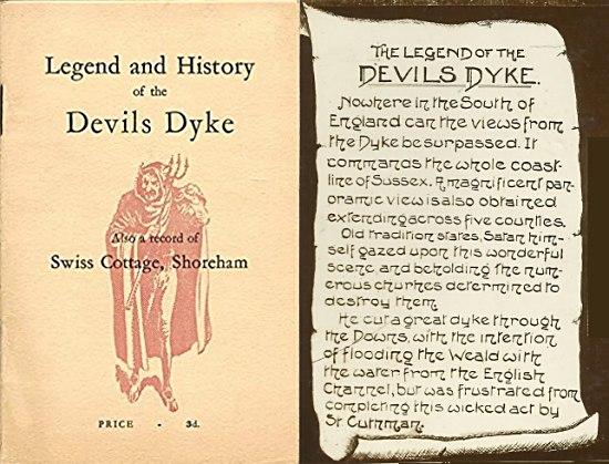 Devil's Dyke Legend