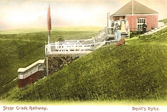 Steep Grade Railway