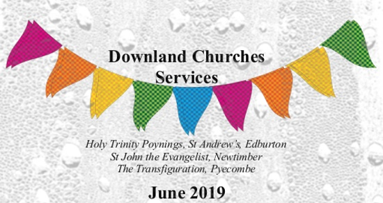 Downland Benefice June 2019