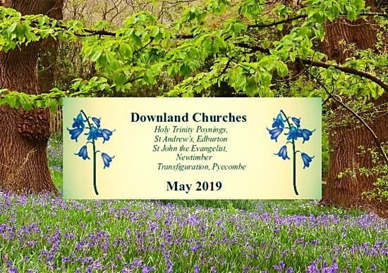 Downland Churches May 2019