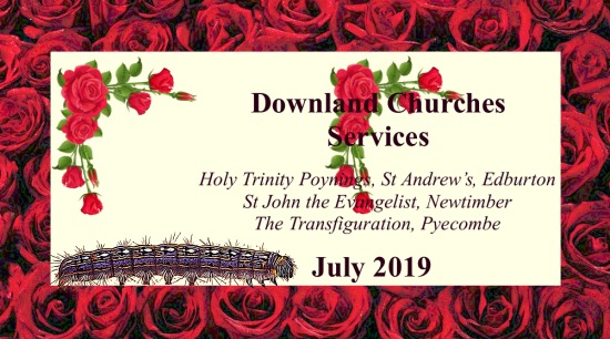 Downland Benefice July 2019