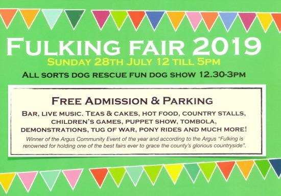 Fulking Fair 2019