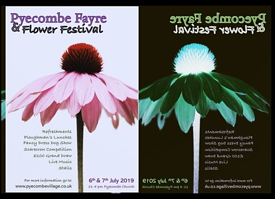 Pyecombe Flower Festival