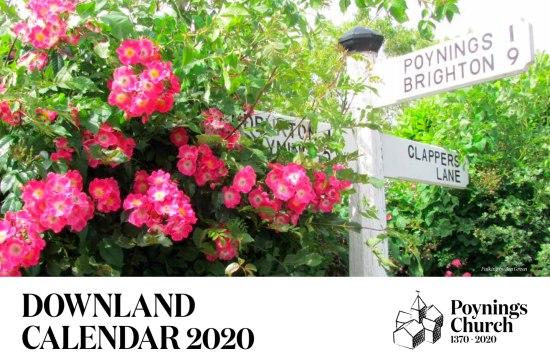 Downland Calendar 2020