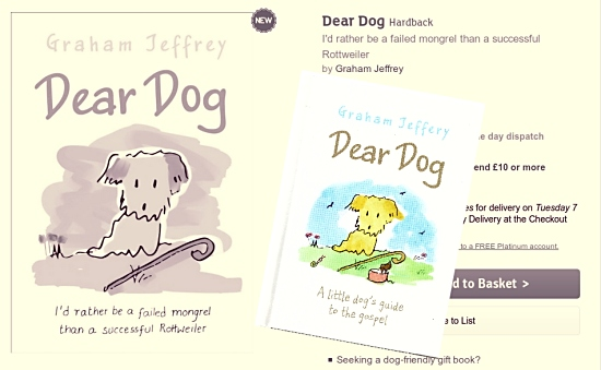 Dear Dog by Graham Jeffery