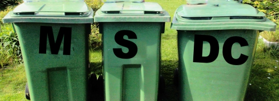 Green bins cancelled